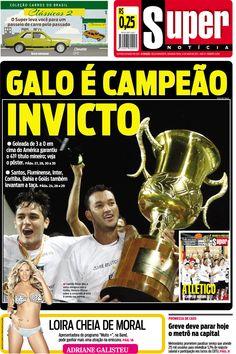 Jornais a serem lidos nesse 14 de maio de 2012.