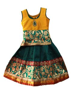 pavadai / pavada for girls .. www.princenprincess.in