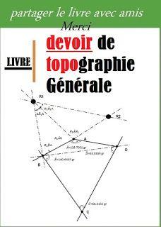 devoir de topographie Générale pdf Mechanical Engineering, Autocad, Modern Architecture, Pdf Book, The Unit, Science, Math, Information, Construction
