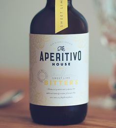 Bottle & Label / The Aperitivo House