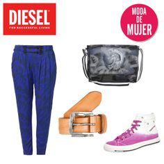 Ofertas en ropa, calzado y accesorios de mujer de Diesel  #OFERTAS #MODA #MUJER #DIESEL