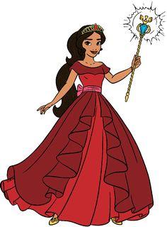 Princess Elena of Avalor 2D