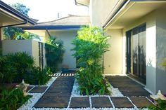 Irons Residence - contemporary - landscape - hawaii - Architects Kauai, Inc