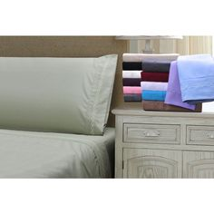 Wrinkle Resistant Embroidered Cloud Sheet Set With Gift Box - Overstock Shopping - Great Deals on Simple Elegance Sheets