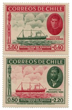 Rare Stamps, Old Stamps, Postage Stamp Art, Banknote, Armada, Stamp Collecting, Stamping, Chili, History