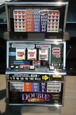 """IGT SLOT MACHINE """"DOUBLE GOLD"""" S2000 COINLESS"""