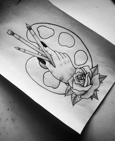 Pencil drawings Tattoos And Body Art tattoo shops and piercing Art Drawings Sketches Simple, Pencil Art Drawings, Easy Drawings, Tattoo Drawings, Drawing Ideas, Cute Drawings Tumblr, Disney Drawings, Drawing Disney, Art Sketchbook