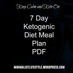 Ketogenic Diet Meal Plan diet plan recipes