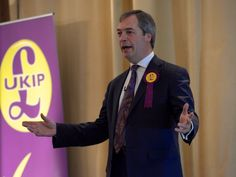 More than 300 people attended a packed public meeting in Harrogate this week to hear the leader of UKIP speak