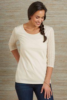 a9ec594ec1232 Open Knit Fair Trade Organic Tunic Sweater Fair Trade Clothing