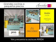 Ven a ver lo que tenemos preparado para ti en Amida.    -- NUEVA COLECCIÓN -- PINO --    +info: Tel. 93 799 99 95 | amida@amidacocinas.com | Ronda Països Catalans, 39 Mataró