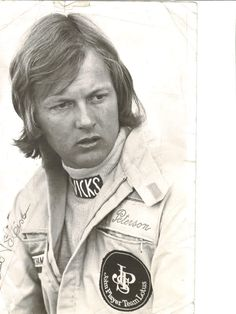 Ronnie Peterson(S) 14 February 1944 Died 11 September 1978.  Died from injuries @ Circuit Monza, Italy for the Italian Grand Prix.