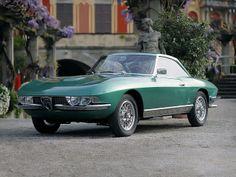'63 Alfa Romeo 2600 Coupe Speciale by Pininfarina