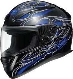 Shoei Safety Helmet Corporation RF-1100 HELMET - FIRESTRIKE at Southern Honda Powersports