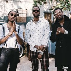 2 Chainz ft. Gucci Mane & Quavo – Good Drank (Prod. by Mike Dean)   Nah Right