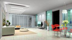 Living Room 3D Malli