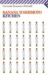 Kitchen, Banana Yoshimoto. The first approach. I love this book!
