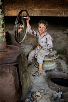 Child Labor | Steve McCurry