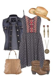 """Maurices Country Style"" by jrbaker61 ❤ liked on Polyvore featuring maurices and country"