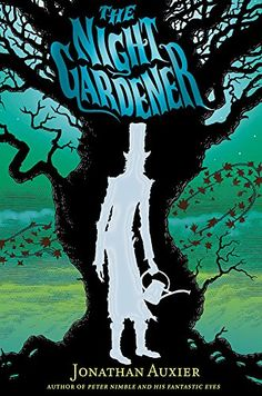 The Night Gardener by Jonathan Auxier. It is a terrific spooky tale with both a girl and boy main character who are strong heroes.