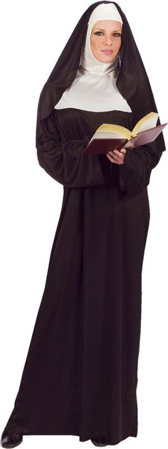 Nun Adult Costume from BuyCostumes.com