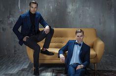 MAXIMILIAN  and SIGBJORN for #HavanaEco fall/winter 15 - #boommodels #models #malemodels #havanaeco #menswear #fw15 #season #collection #shooting #photography #fashion