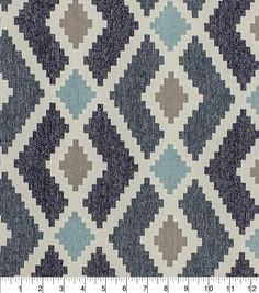 Richloom Studio Multi-Purpose Fabric-Bulwer Cobalt, Aztec Fabric, Rh Rugs, Home Decor Fabric, Upholstered Furniture, Drapery Fabric, Joanns Fabric And Crafts, Fabric Online, Outdoor Fabric, Craft Stores