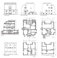 Casa Steiner (1910) – Adolf Loos y el Comienzo de la Arquitectura Racionalista