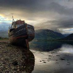 Loch Linnhe, Fort William, the Highlands, Scotland