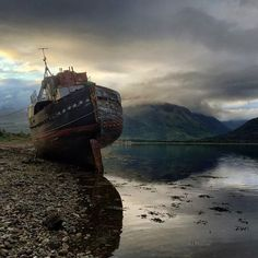 Loch Linnhe, Fort William, the Highlands, Scotland