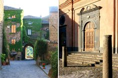 house rental Domus Civita, Civita di Bagnoregio, Italy, Europe