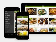 Whole Foods Recipe App by Paul Russo