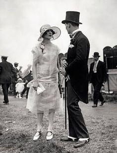 Ascot 1925 @Deidra Brocké Wallace