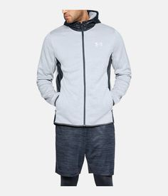 , Steel, zoomed image Under Armour, Athletic, Steel, Zip, Hoodies, Christmas, Jackets, Shopping, Image
