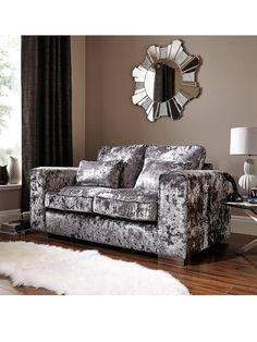 Velvet Bedroom, 2 Seater Sofa, Corner Sofa, Fabric Sofa, Sofa Set, Interior Design Living Room, Home Projects, Family Room, Furniture Design