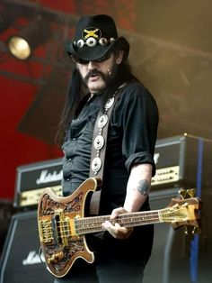 ‎Desimone Ubaldo‎ to Motorhead&Lemmy Rock N Roll Music, Rock And Roll, Lemmy Bass, Jazz Blues, Alternative Music, Foo Fighters, Iron Maiden, The Godfather, Music Bands