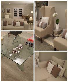 Living Room - Isabel Pires de Lima Design