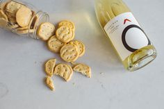 Skip the Milk // We Paired Girl Scout Cookies with Wine! - The Juice | Club W  Trefoils / / Grenache Blanc