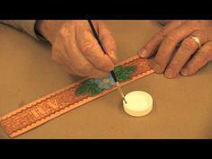 Resisting Techniques (leathercraft)