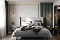 Different Types Bedroom Furniture And How To Make Your Bedroom Beautiful – Home Dcorz Master Bedroom Interior, Modern Master Bedroom, Modern Bedroom Design, Home Room Design, Master Bedroom Design, Minimalist Bedroom, Contemporary Bedroom, Home Decor Bedroom, Bedroom Signs