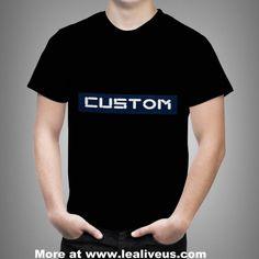 Custom Black Front