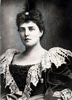 Jeanette (Jennie) Jerome, the daughter of a wealthy New York stock broker, married Randolph Churchill in 1874. The couple's first son was future British Prime Minister Winston Churchill; she was one of 350 Dollar Princesses marrying into British aristocracy to save their estates