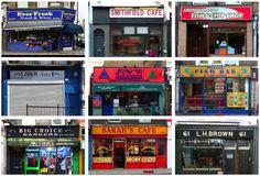 london shopfronts