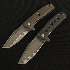 Ray Laconico knives