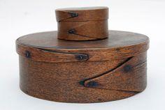 Antique shaker boxes                      ****
