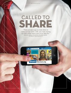 21 Best Mormon Ads about Missionary Work