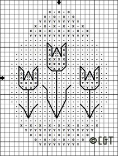 Free One Dozen More Easter Egg Cross Stitch Patterns: Free Tulip Trio Easter Egg Cross Stitch Pattern