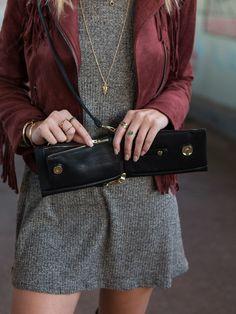 Wallet Crossbody Bag from Irene's Story
