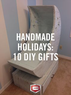 10 DIY Gifts: It means more when you make it yourself.