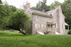Dewees house in Valley Forge National Park.